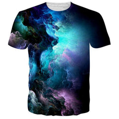 Twilight Clouds 3D T-Shirt