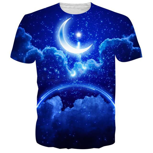 Moonlight 3D T-Shirt