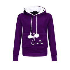 Cat Lovers Cuddle Pouch Hoodie