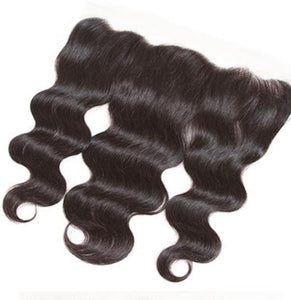 Brazilian Mink Body Wave frontal