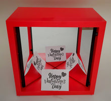 12x12 True Mirror: Red!