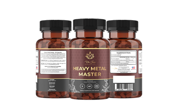 Heavy Metal Master- Will ship August 20