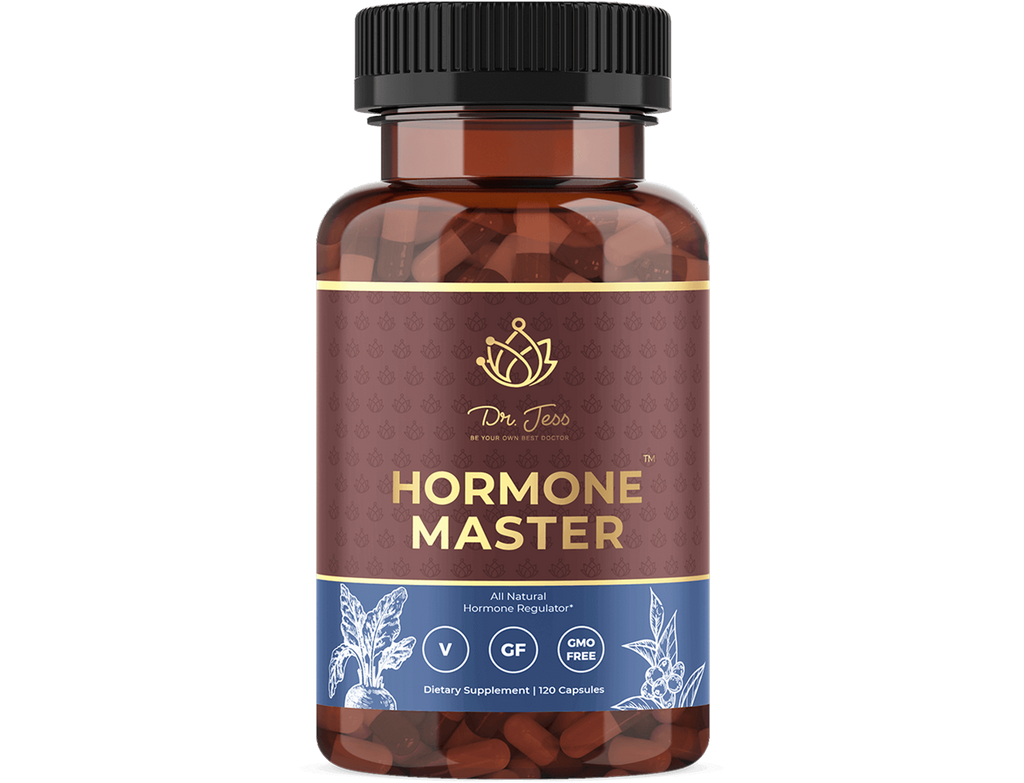 Hormone Master - Backordered for 14-21 days
