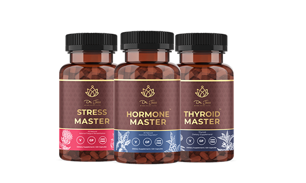 Hormone Health Bundle Back Order  until 6/17