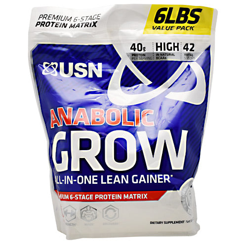 Usn Premium Select Anabolic Grow - Vanilla Ice Cream - 42 ea - 6009544902652