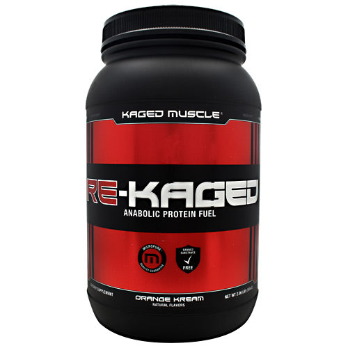 Kaged Muscle Re-Kaged - Orange Kream - 20 Servings - 852253007028