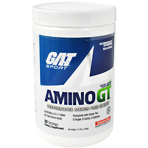 GAT Amino GT - Strawberry Kiwi - 30 Servings - 859613643025