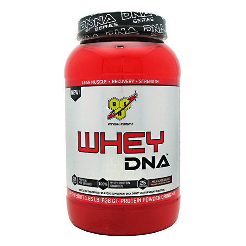 BSN DNA Whey - Milk Chocolate - 25 Servings - 834266002870