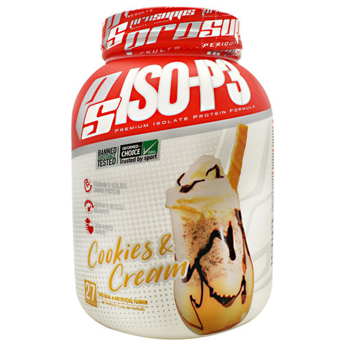 Pro Supps Iso-P3 - Cookies and Cream - 2 lb - 818253022843