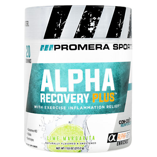 ProMera Alpha Recovery Plus - Lime Margarita - 20 Servings - 682676732203