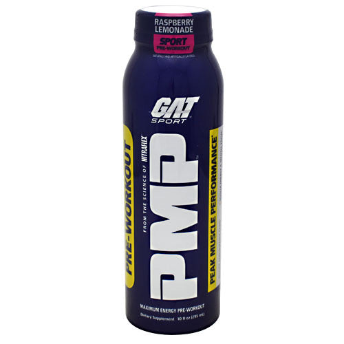 GAT PMP - Raspberry Lemonade - 12 ea - 10816170020697