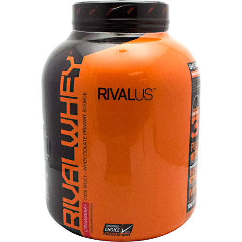 Rivalus Rival Whey - Strawberry - 5 lbs - 807156001871