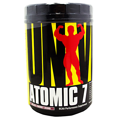 Universal Nutrition Atomic 7 - Black Cherry Bomb - 2.2 lb - 039442052469