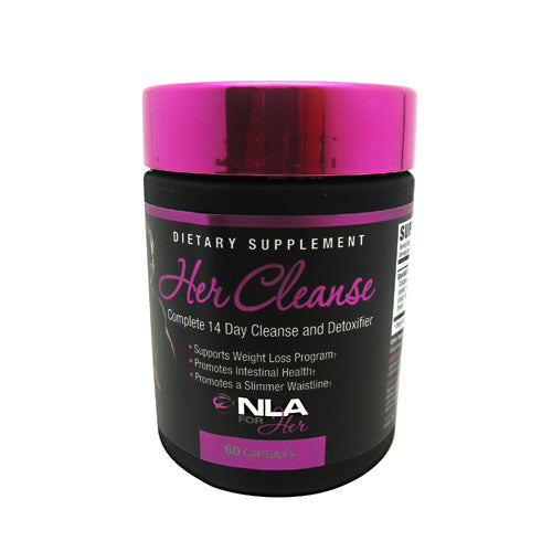 NLA For Her Her Cleanse - 60 Capsules - 701385375614