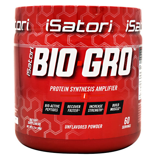 iSatori Technologies Bio-Gro - Unflavored - 60 Servings - 883488002762