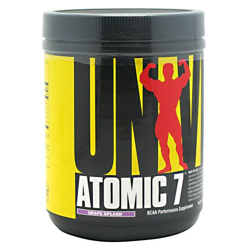 Universal Nutrition Atomic 7 - Grape Splash - 412 g - 039442052407