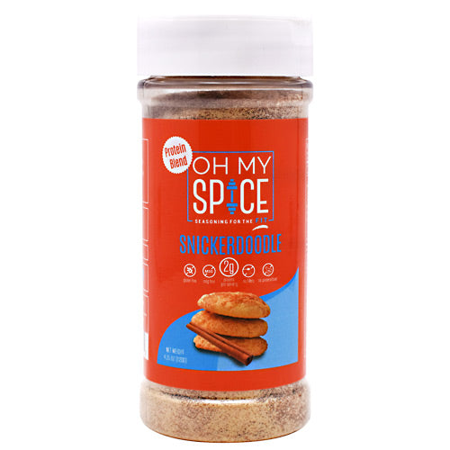 Oh My Spice, LLC Oh My Spice - Snickerdoodle - 4.25 oz - 857697005463