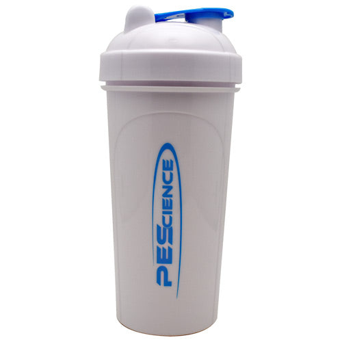 PEScience Shaker Cup - White - 25 oz - 040232199677