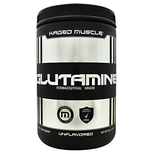 Kaged Muscle Glutamine - Unflavored - 60 Servings - 614458999733