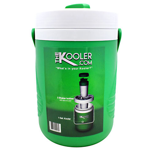 The Kooler The Kooler - Green - 1 ea - 863710000032