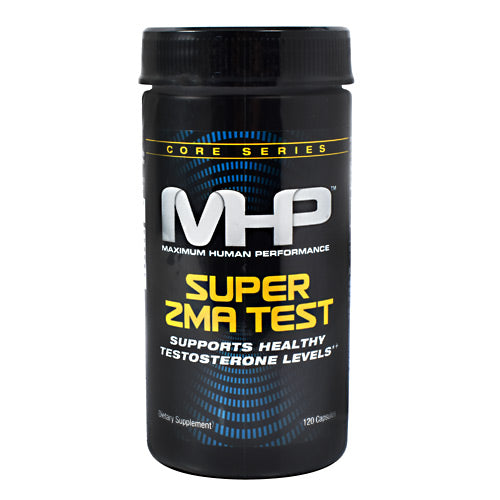 MHP Core Series Super ZMA Test - 120 Capsules - 666222097411