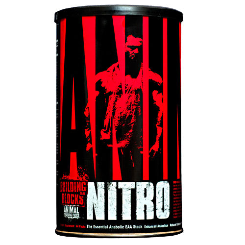 Universal Nutrition Animal Nitro - 44 ea - 039442030351