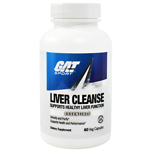 GAT Liver Cleanse - 60 Capsules - 859613220028