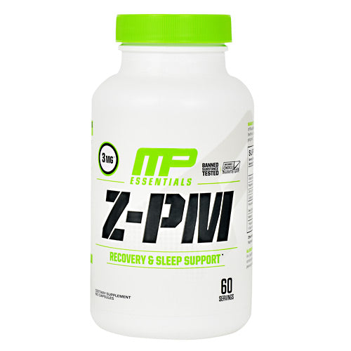 MusclePharm Essentials Z-PM - 60 Capsules - 856737003964