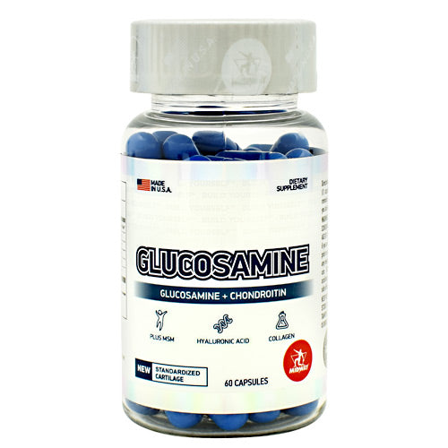 Midway Labs Glucosamine - 60 Capsules - 813236024746