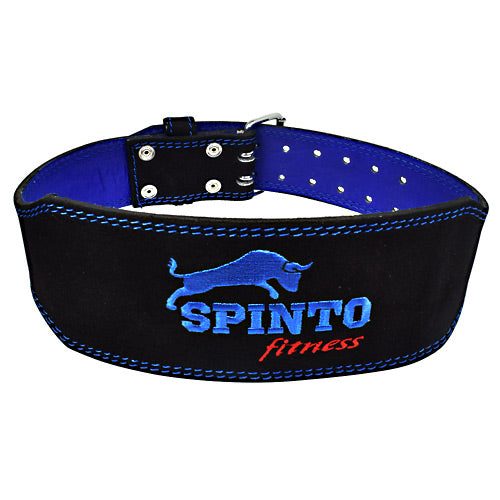 Spinto USA, LLC Suede Leather Belt - Small -   - 646341998509