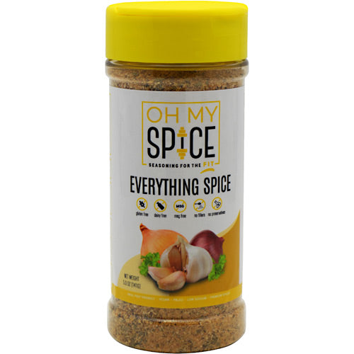 Oh My Spice, LLC Oh My Spice - Everything Spice - 5 oz - 857697005746