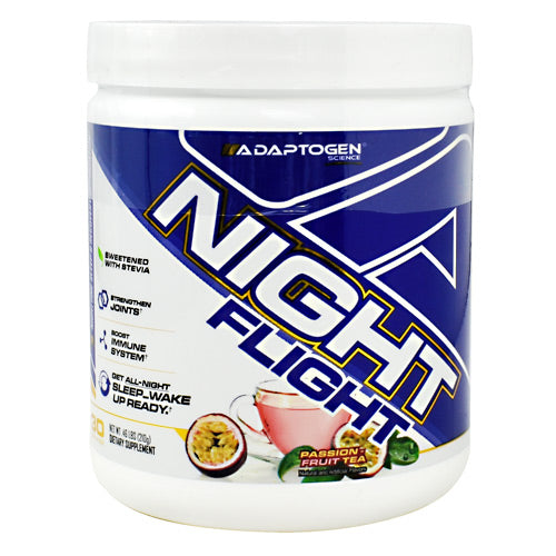 Adaptogen Science Night Flight - Passion Fruit Tea - 30 Servings - 864313000467