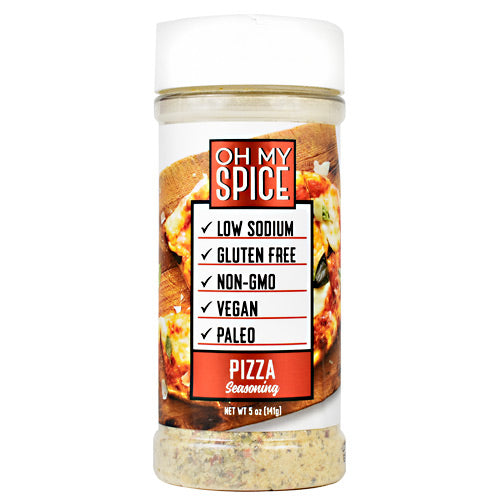 Oh My Spice, LLC Oh My Spice - Pizza Seasoning - 5 oz - 854570007705