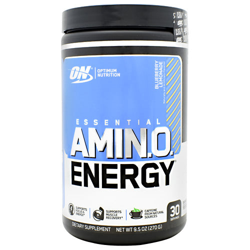 Optimum Nutrition Essential Amino Energy - Blueberry Lemonade - 30 Servings - 748927062113