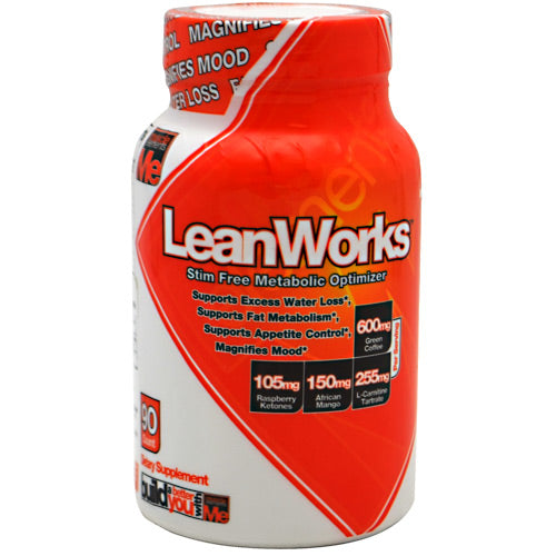 Muscle Elements Muscle Elements LeanWorks - 90 Capsules - 811123022509