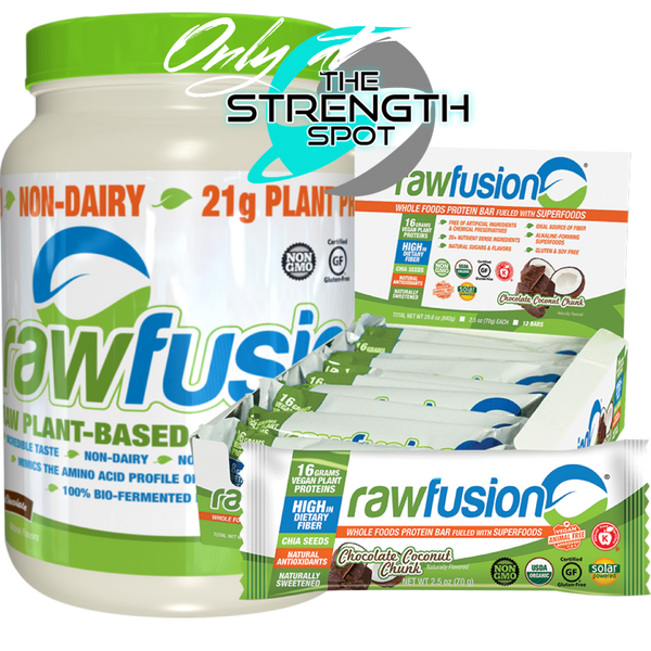 Buy Rawfusion Protein, Get Bars Free