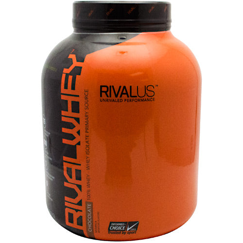 Rivalus Rival Whey - Chocolate - 5 lbs - 807156001857