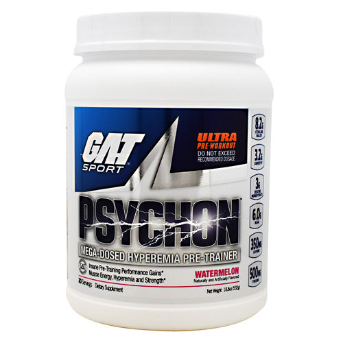 GAT Psychon - Watermelon - 20 Servings - 816170021819