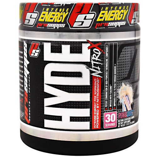 Pro Supps Hyde Nitro X - Pixie Dust - 30 Servings - 818253022386