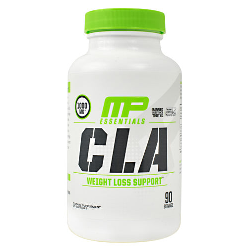 MusclePharm Essentials CLA Essentials - 90 Softgels - 856737003896