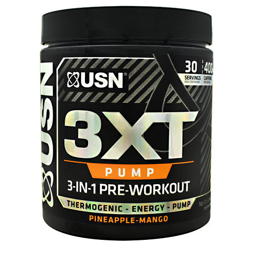 Usn Core Series 3XT Pump - Pineapple Mango - 30 Servings - 6009544907770