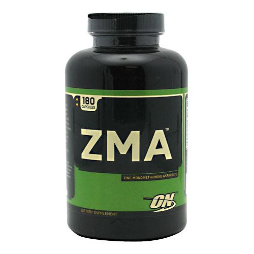 Optimum Nutrition ZMA - 180 Capsules - 748927021714