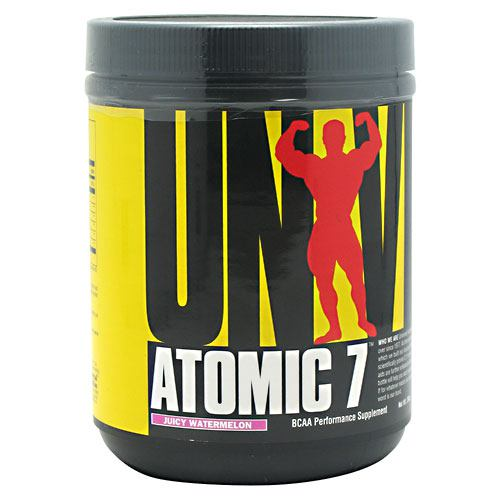Universal Nutrition Atomic 7 - Juicy Watermelon - 384 g - 039442052414