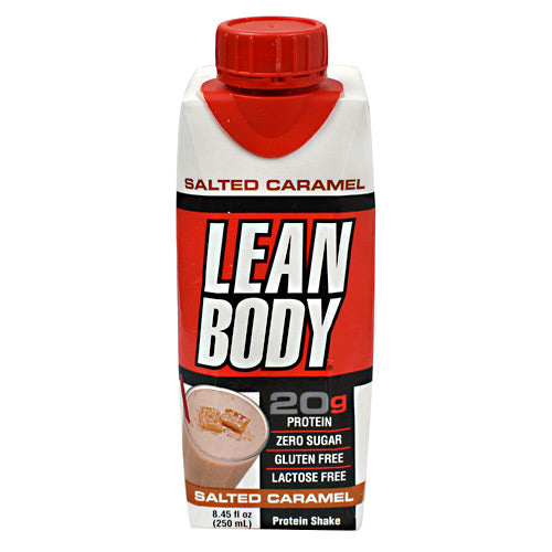 Labrada Nutrition Lean Body RTD - Salted Caramel - 16 ea - 710779005518