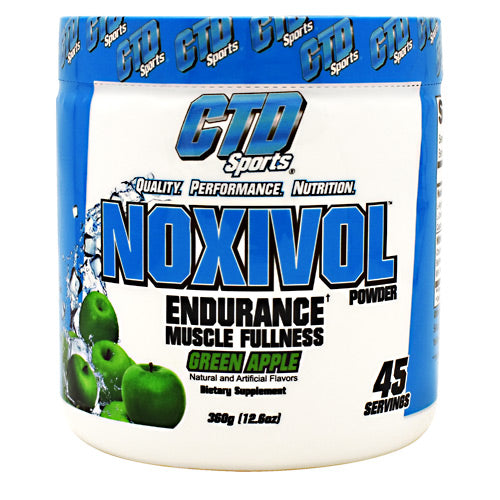 CTD Labs Noxivol - Green Apple - 45 Servings - 852228007367
