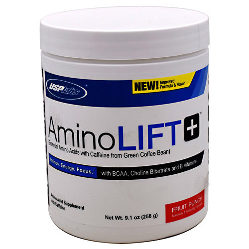 USP Labs Amino Lift - Fruit Punch - 30 Servings - 094922463180