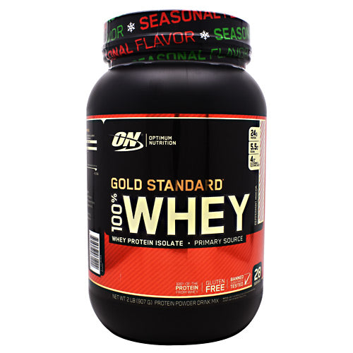 Optimum Nutrition Gold Standard 100% Whey - Peppermint Mocha - 2 lb - 748927061222