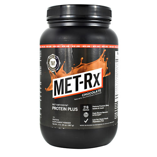 Met-Rx USA Protein Plus - Chocolate - 2 lb - 786560009591