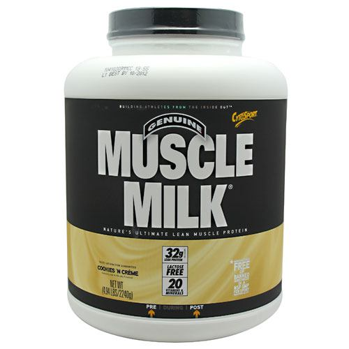 Cytosport Muscle Milk - Cookies N Creme - 4.94 lb - 660726504260