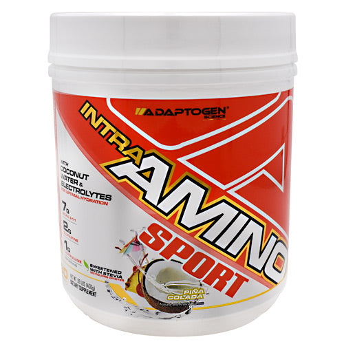 Adaptogen Science Intra-Amino Sport - Pina Colada - 30 Servings - 864313000412